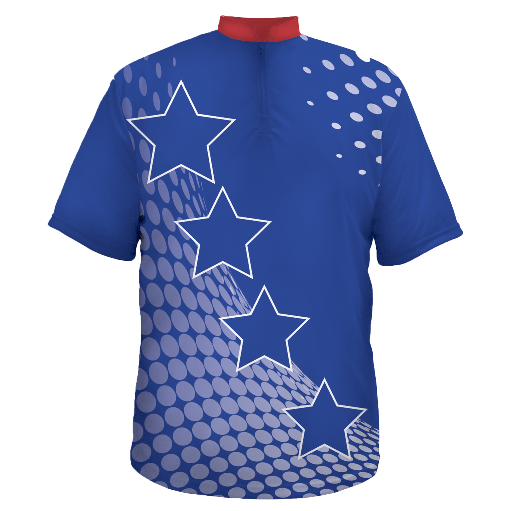 custom bowling shirt team USA