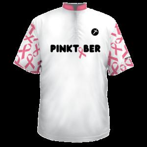pinktober cancer bowling shirt customize