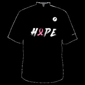 Cancer awareness shirt jersey HOPE Customize